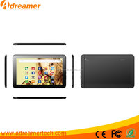 Adreamer 10 inch Quad core dual-camera 1024*600px 3G phone call function tablet pc