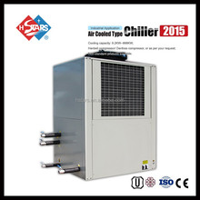 industrial air chiller/ plastic chiller/ air cooled water chiller