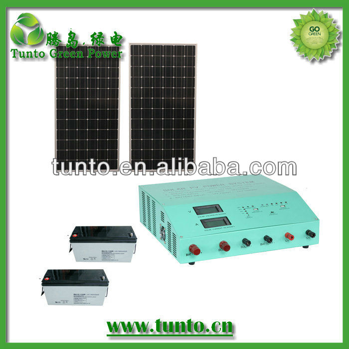 1KW 2KW 220VDC S607/S608 portable solar generator, home use solar power system