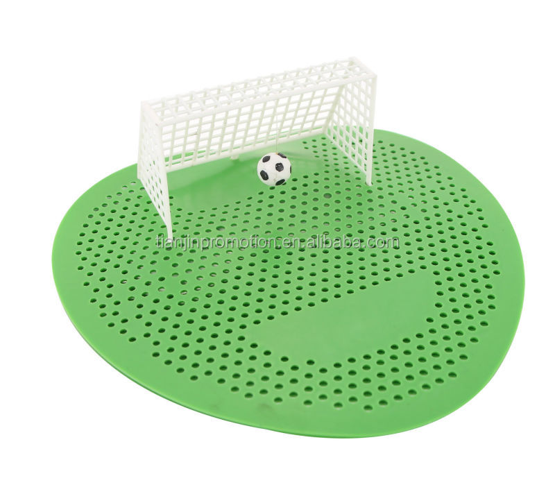 2014 Hot sale soccer toilet urine deodorizer mats