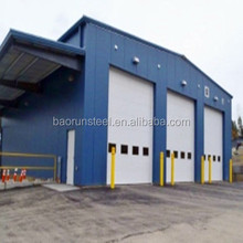Qingdao Wholesale Pre Engineering Residential Building Steel Structure Shed