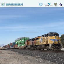 Best freight to Hungary from China by railway with FCL service
