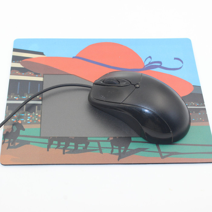Hot sales mouse pad with photo insert mouse pad