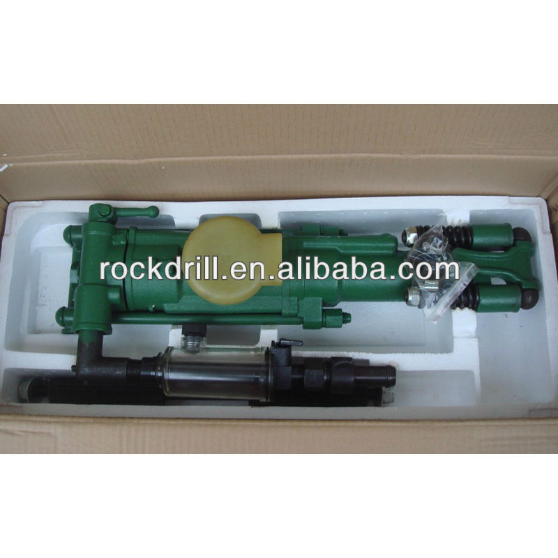 y24 portable rock drilling machine hilti pneumatic air hammer drill