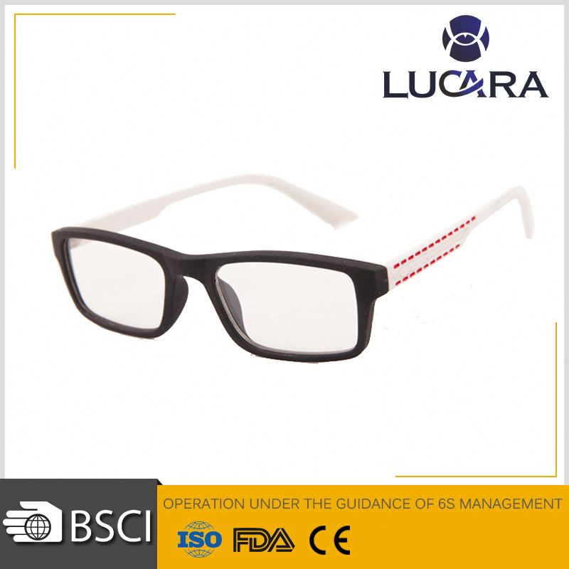 rubber reading glasses optics glasses frameless glasses