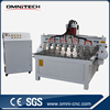 Cheap Price 3D Carving Sculpture ATC CNC Router Machine , 3 Axis Cnc Router Engraver Machine