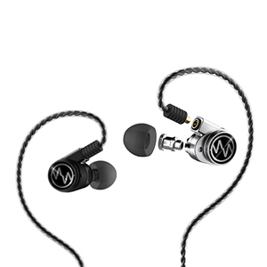 MacaW GT600s alibaba best selling HIFI sport headset in-ear dynamic &Balanced armature hybrid earphone