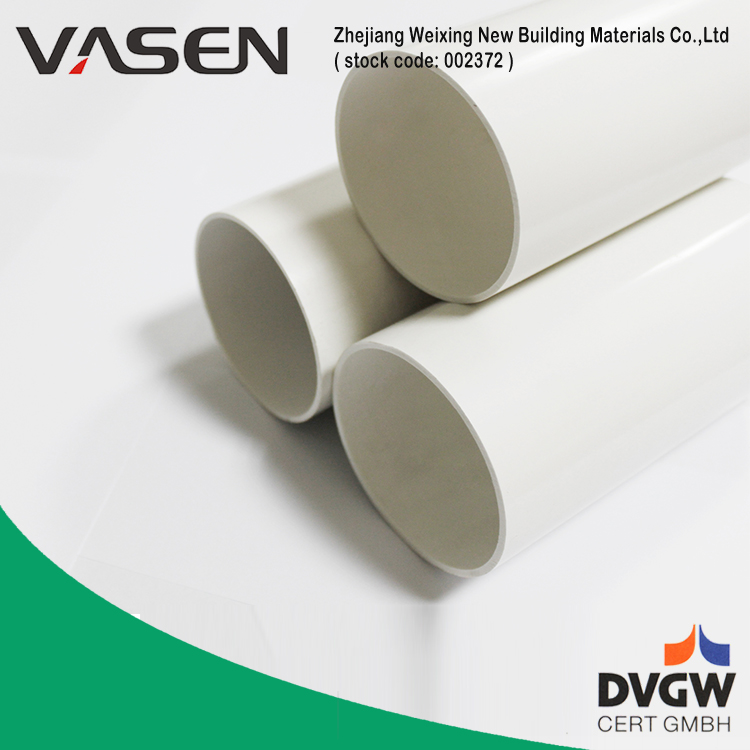 VASEN Brand Names Low Price Full size schedule 20 large diameter pvc pipe