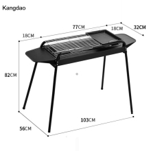 Wholesale Outdoor Barbecue Restaurant Portable Bbq Grill Hibachi Grills For Sale