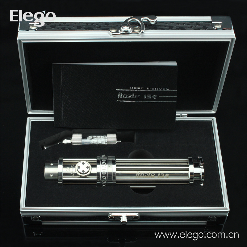 Wholesale China Itaste 134 Parts 3ML Iclear 30 Clearomizer With VW Innokin 134 Kit