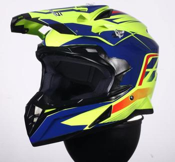 HLS Brand,ECE Standard,Safety Protection helmet with good quality,Off-Road Racing ATV helmet