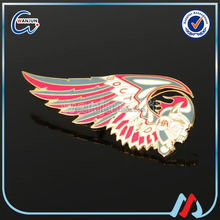 fashion metal pilot wings lapel pins