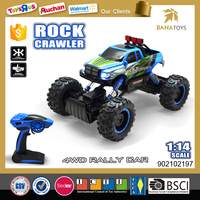 Hot Sale remote control car 5 functions rc rock crawler