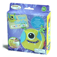 3D kids sewing craft projects