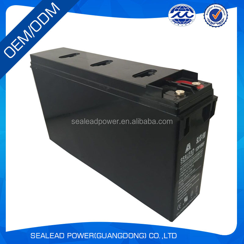 long life12v 180AH lead Acid battery for Rolling Gate power supply