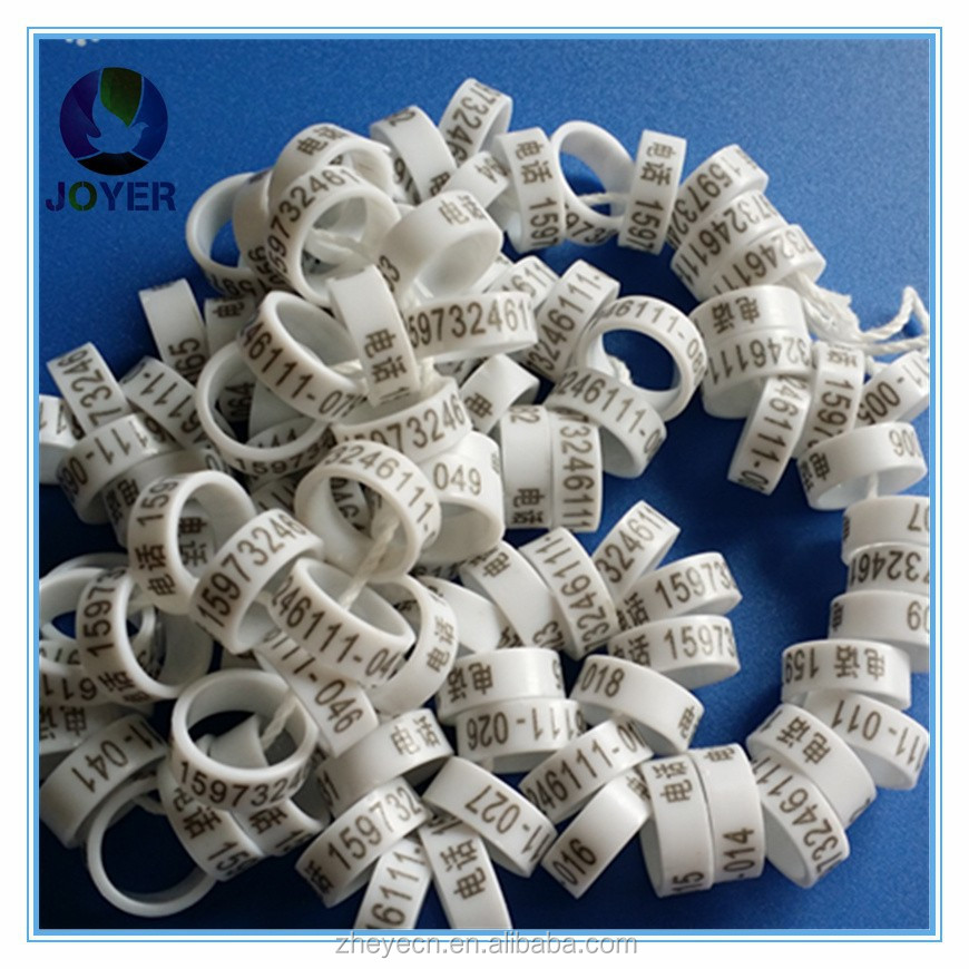 factory direct bird leg bands pigeon ring eagle rings new 2016