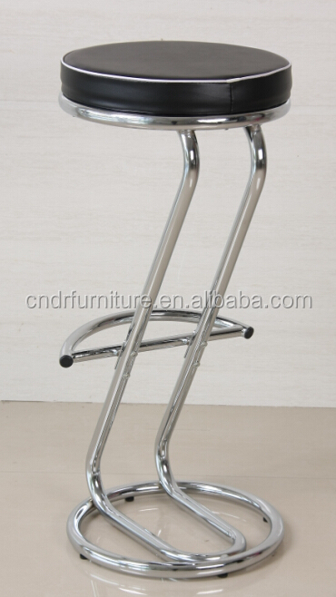 Modern High Bar Stool With Cushion Seat Buy Chrome Bar  : HTB143AxKXXXXXawXpXXq6xXFXXXg from www.alibaba.com size 370 x 658 jpeg 200kB