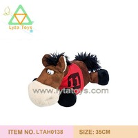 Lovely Plush Horse Toys For Promotion