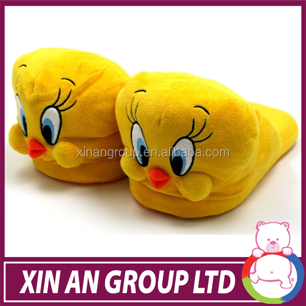 animals indoor cozy Fun Mop furry warm sandals slippers Cartoon Lion Dog Monkey Plush Slippers