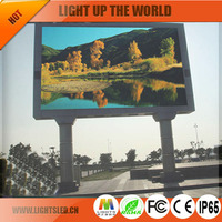 p8 dip china movies free xxx led large display screen factory P10 Led Display outdoor for sale