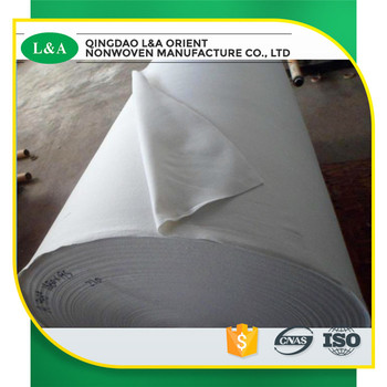 Polypropylene Or Polyester (PET) Geotextile Nonwoven Fabric