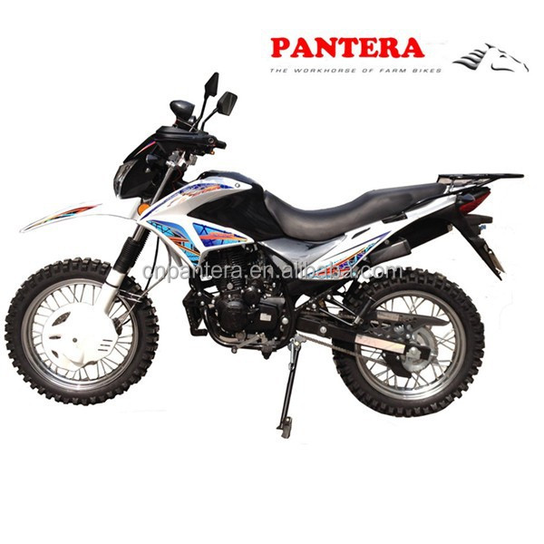 PT200GY-3 New 2015 Model Cheap Chongqing Four Stroke 125cc Dirt Bike For Sale