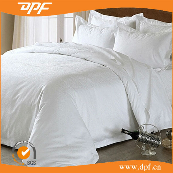 Wholesale Comforter Sets Bedding in White Color