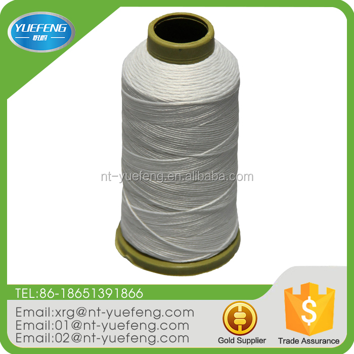 Woven Thread Sewing Braided Electrical Wire Nylon Coated Wire