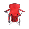 Tianye outdoor portable wholesale folding metal aluminum furniture garden foldable portable camping chair with armrest ice bag