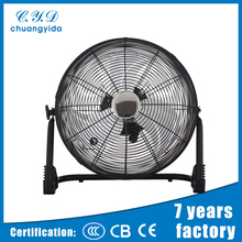 High quality powerful 18 inch 220v cooling electric floor fan parts