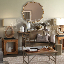 Elegant Wall Mirror for Home and Hotel Decoration