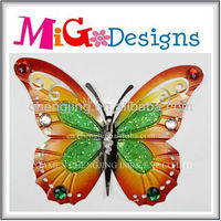 factory direct colorful laser cut metal art OEM Welcome
