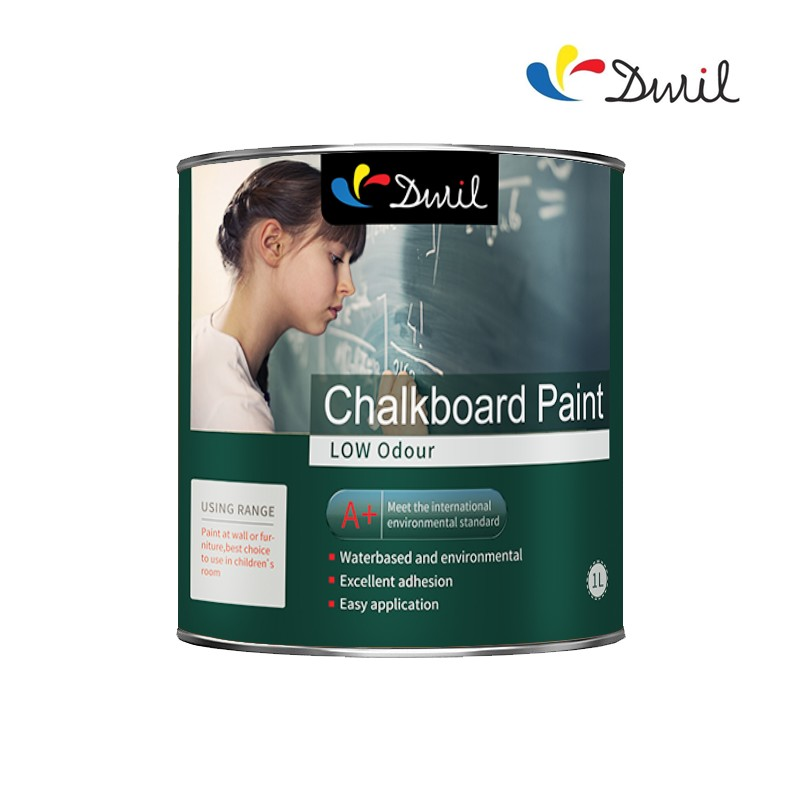 Eco-Friendly And Healthy Waterbased Chalkboard <strong>Paint</strong>,Black Or Customized
