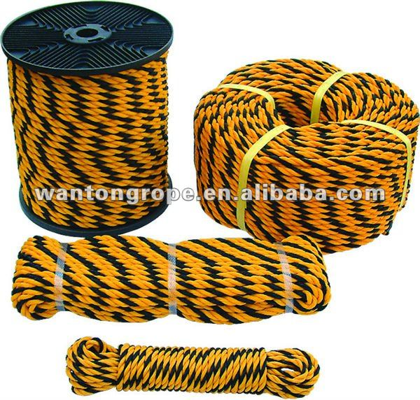 3 strands PP Twist Truck Rope