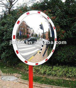 REFLECTIVE CONVEX MIRROR