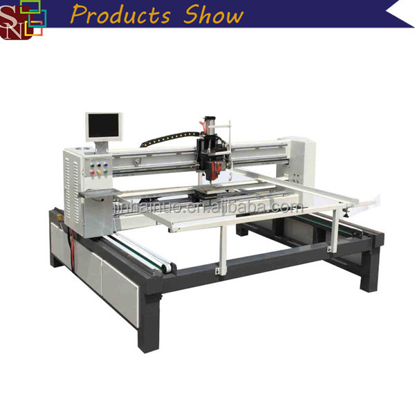 Automatic Series Single Head Quilting Machine for Quilt