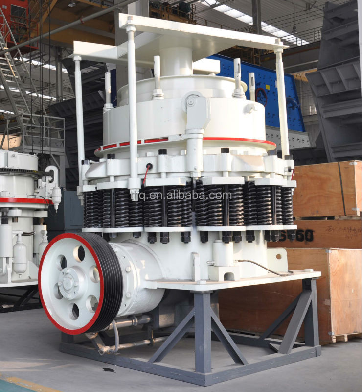 Granite Cone Crusher, Cone Crushing Machine for Granite