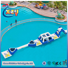 Adult big inflatable sea water park inflatable floating water park for sale