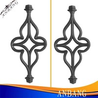 cast iron ornamental & rosette-7196