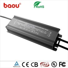 Baou 80w led driver dimmable waterproof power supply