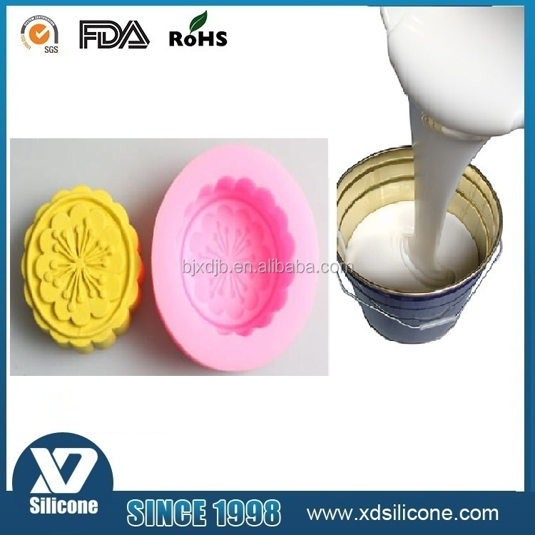 Two-part silicone rubber for resin molds mould making liquid silicone rubber rtv2 silicone rubber
