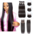Straight Bundles With Closure Brazilian Hair Weave Bundles With Closure Human Hair Bundles With Closure Hair Extension
