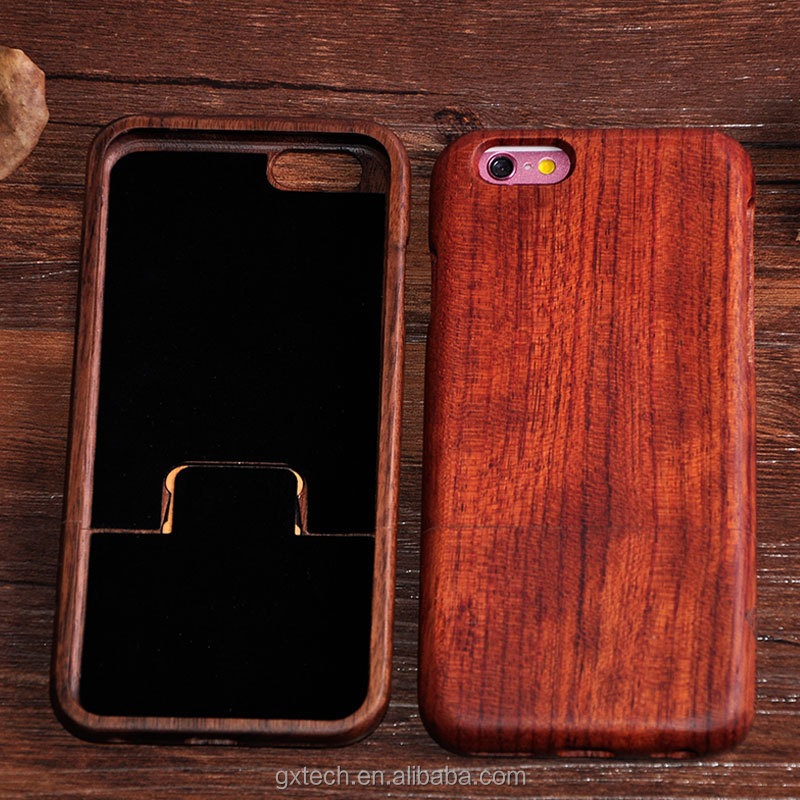 Custom Wooden Case for iPhone6, Factory Wooden Phone Case, Original Wooden Phone Case