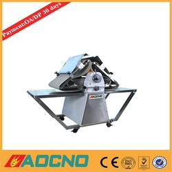 Automatic pizza industrial bread production Line used baking Equipment dough sheeter