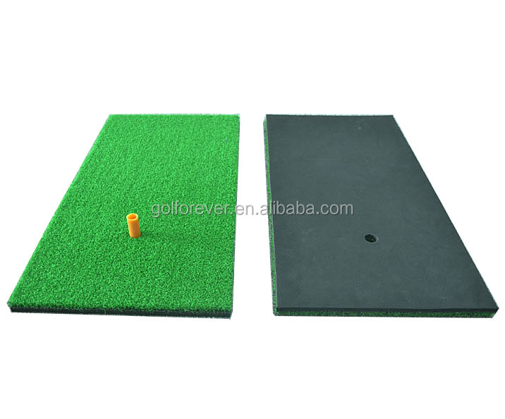 60*30cm hot sale cheap price golf training mat for practice