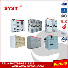 AC metal enclosed high voltage cabinet electrical distribution panel board