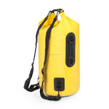 Hot Sale 15L Portable Lightweight Camping Hiking Dry Water Resistant Bag