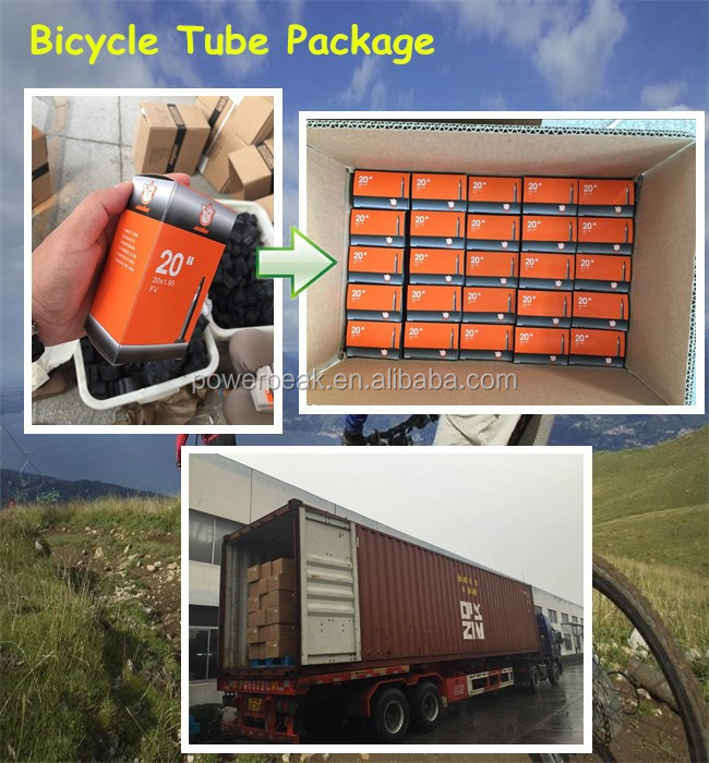 price of bicycle tube 26 x 2 x 1 3/4 ev in china