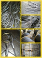 6*24 Stainless Steel Wire Rope Sling/galvanized ungalvanized rope cargo lifting slings/lifting tools