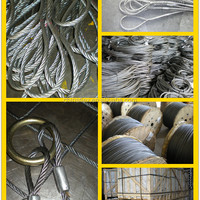 6 24 Stainless Steel Wire Rope